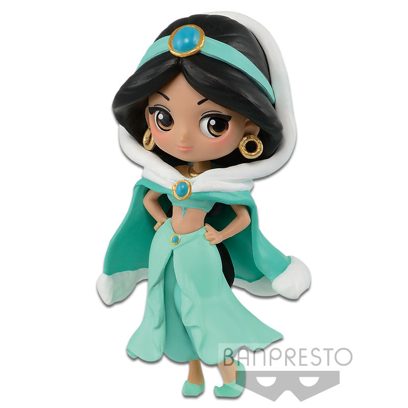 Banpresto: Q Posket Petit - Winter Jasmine (Normal Colouring) - Sheldonet Toy Store