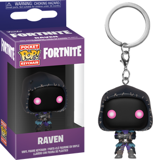 Pocket Pop! Games: Fortnite - Raven - Sheldonet Toy Store