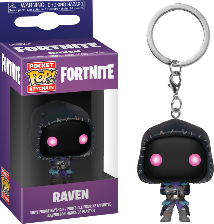 Pocket Pop! Games: Fortnite - Raven