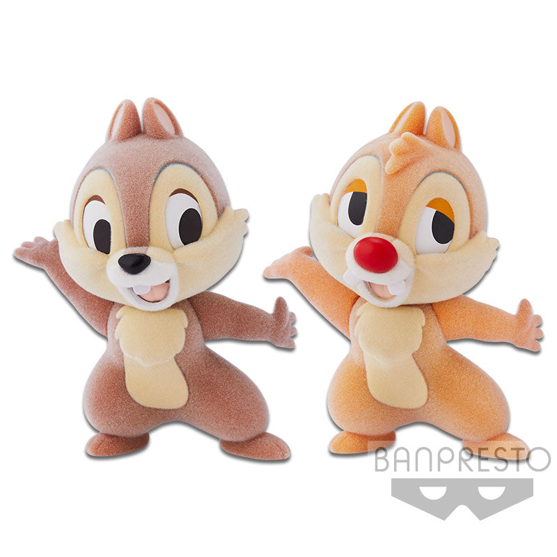 Banpresto: Fluffy Puffy - Chip n Dale - Sheldonet Toy Store
