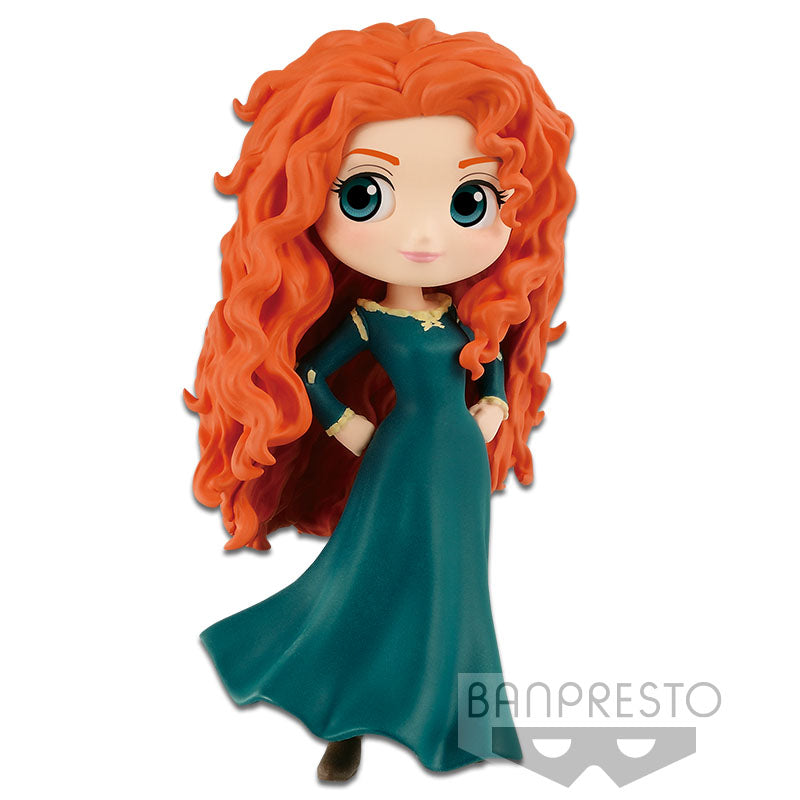Banpresto: Q Posket Petit - Merida (Normal Colouring) - Sheldonet Toy Store