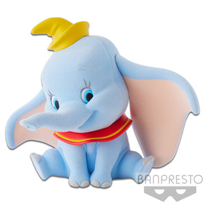 Banpresto: Fluffy Puffy - Dumbo (Regular) - Sheldonet Toy Store