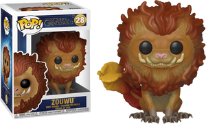 Pop! Movies: Fantastic Beasts 2 The Crimes of Grindelwald - Zouwu - Sheldonet Toy Store