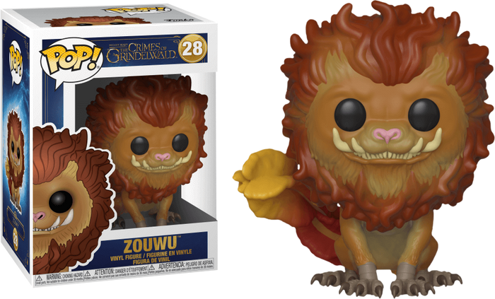 Pop! Movies: Fantastic Beasts 2 The Crimes of Grindelwald - Zouwu