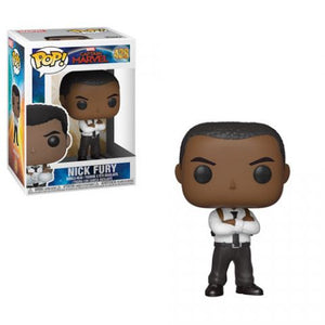 Pop! Marvel: Captain Marvel (2019) - Nick Fury - Sheldonet Toy Store