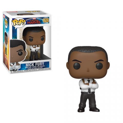 Pop! Marvel: Captain Marvel (2019) - Nick Fury