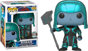 POP! Marvel: Captain Marvel - Ronan [Specialty Series] - Sheldonet Toy Store