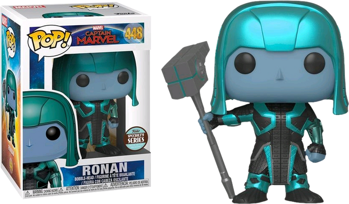 POP! Marvel: Captain Marvel - Ronan [Specialty Series]
