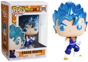 Pop! Animation: Dragonball Super - SSGSS Vegito [Exclusive] - Sheldonet Toy Store