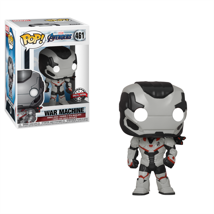 POP! Marvel: Avengers: End Game - War Machine [Exclusive]
