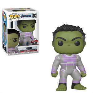 POP! Marvel: Avengers: End Game - Hulk [Exclusive] - Sheldonet Toy Store