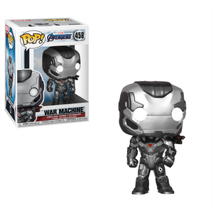 POP! Marvel: Avengers: End Game - War Machine - Sheldonet Toy Store