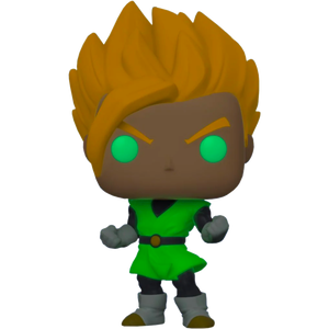 Pop! Animation: Dragon Ball Z - SS Gohan (Glow In The Dark) [Exclusive] - Sheldonet Toy Store