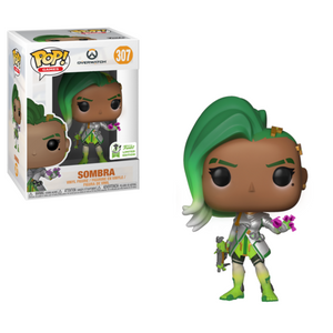 POP! Games: Overwatch - Sombra Glitch [ECCC 2019 Spring Convention] - Sheldonet Toy Store