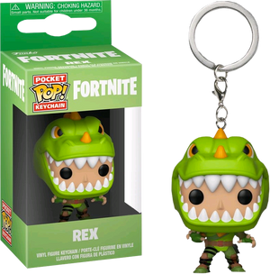 Pocket Pop! Games: Fortnite - Rex - Sheldonet Toy Store