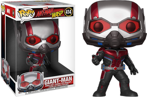 Pop! Marvel: Ant-Man & The Wasp - Giant-Man [Exclusive] - Sheldonet Toy Store