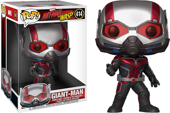 Pop! Marvel: Ant-Man & The Wasp - Giant-Man [Exclusive]