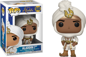 Pop! Disney: Aladdin (2019) - Prince Ali - Sheldonet Toy Store