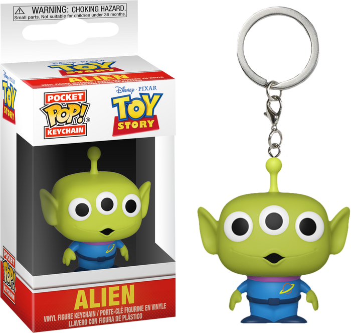 Pocket Pop! Disney: Toy Story  - Alien