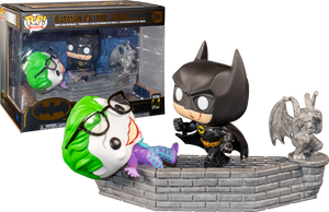 Pop! Movie Moment: Batman 80th Anniversary - Batman & Joker - Sheldonet Toy Store