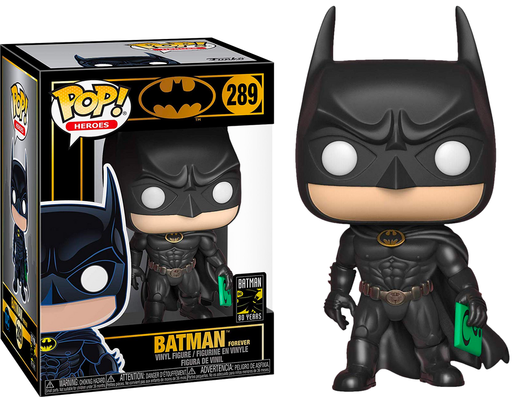 Pop! Heroes: Batman 80th - Batman (1995) - Sheldonet Toy Store