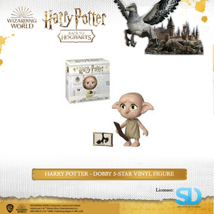 Harry Potter - Dobby 5-Star Vinyl Figure - Sheldonet Toy Store