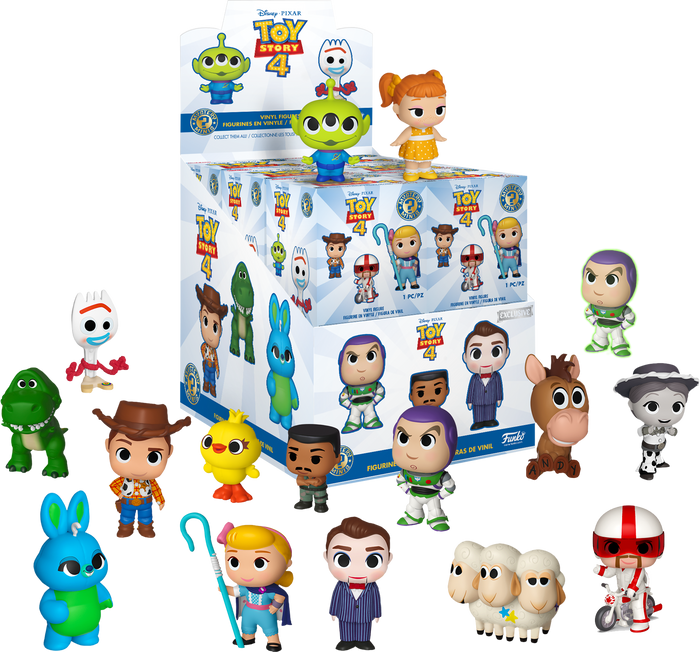 Mystery Minis Blind Box - Toy Story 4 [Exclusive]