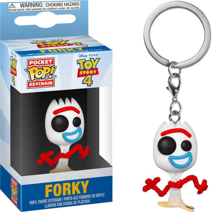 Pocket Pop! Disney: Toy Story 4 - Forky