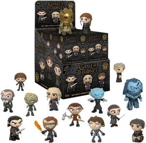 Mystery Minis Blind Box - Game of Thrones (Exclusive) - Sheldonet Toy Store
