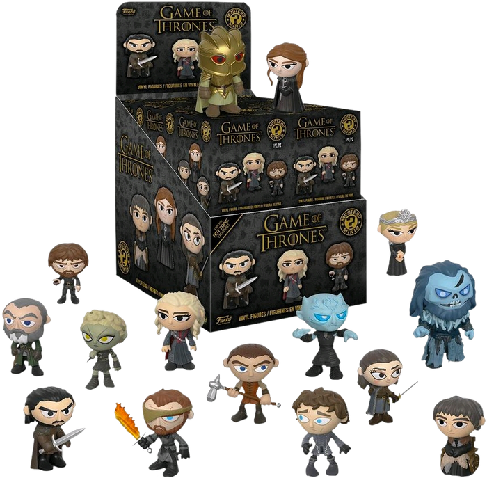 Mystery Minis Blind Box - Game of Thrones (Exclusive)