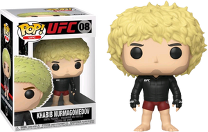 Pop! Sports: UFC - Khabib Nurmagomedev - Sheldonet Toy Store