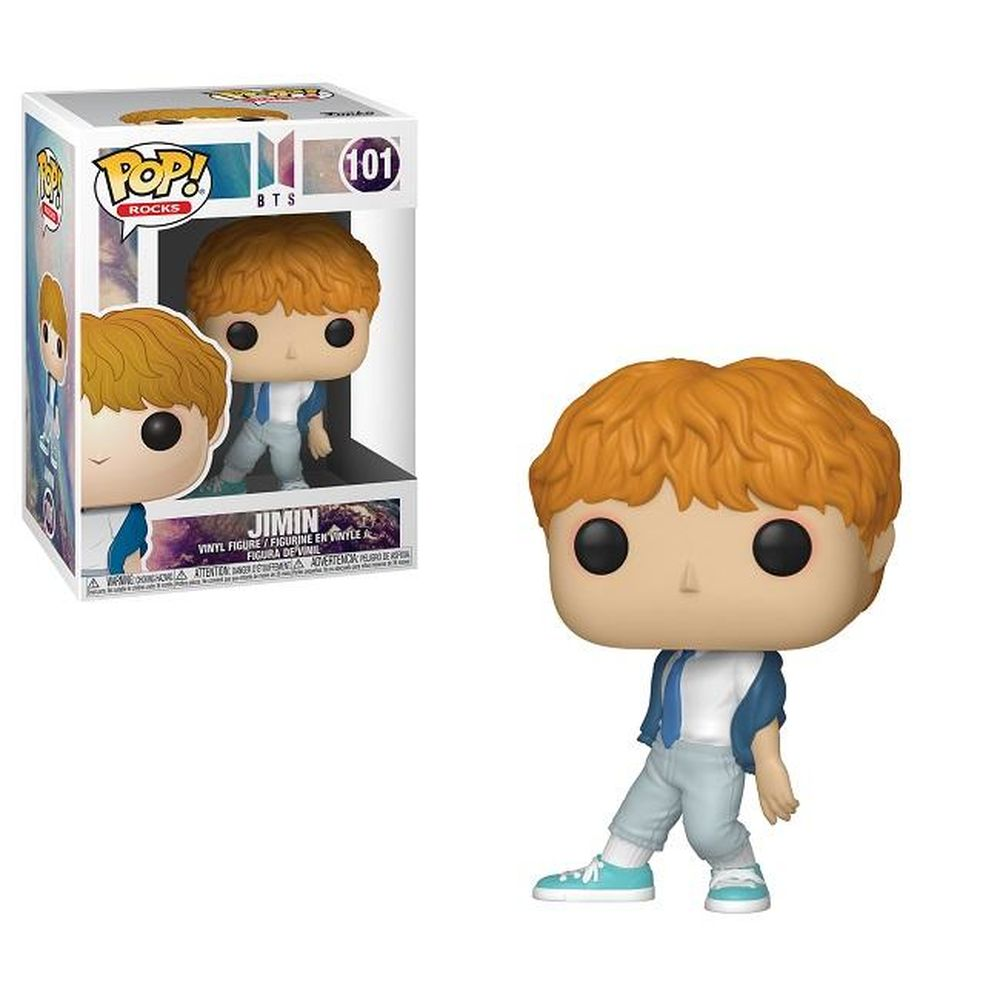 POP! Rocks: BTS - Jimin - Sheldonet Toy Store