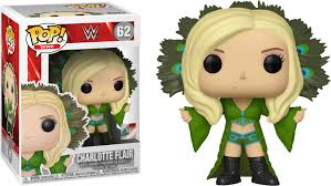 Pop! Sports : WWE - Charlotte Flair - Sheldonet Toy Store