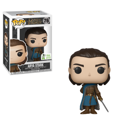 POP! TV: Game Of Thrones - Arya Stark [ECCC 2019 Spring Convention]
