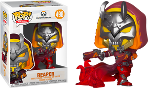 POP! Games: Overwatch - Reaper (Hell Fire) [Exclusive] - Sheldonet Toy Store