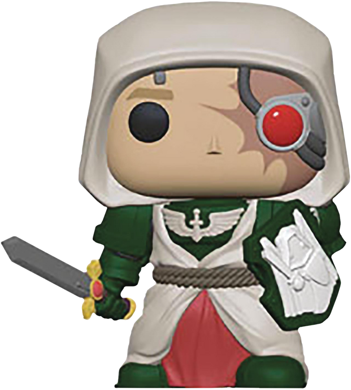 POP! Games: Warhammer 40K - Dark Angels Veteran