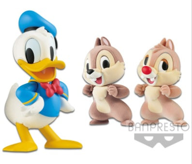Banpresto: Fluffy & Puffy - Donald and Chip & Dale