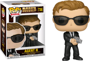 Pop! Movies: Men in Black International - Agent H - Sheldonet Toy Store