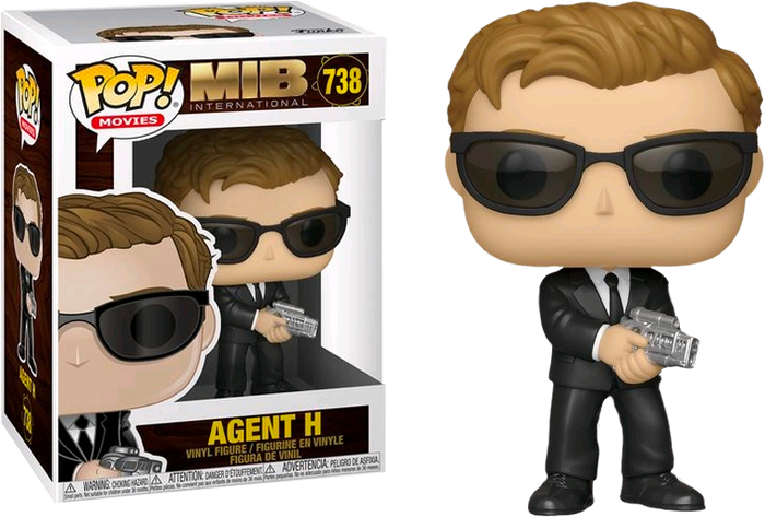 Pop! Movies: Men in Black International - Agent H