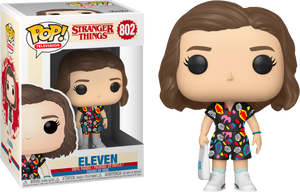 Pop! TV: Stranger Things Season 3 - Eleven (Mall Outfit) - Sheldonet Toy Store
