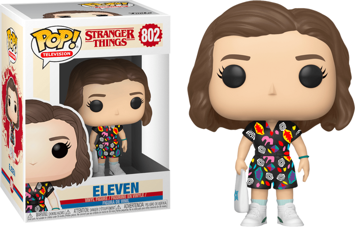 Pop! TV: Stranger Things Season 3 - Eleven (Mall Outfit)