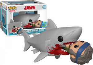 "POP! Movies: Jaws: Jaw Eating Quint 6"" Inch [SDCC 2019 Summer Convention] - Sheldonet Toy Store"