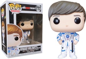 POP! TV : Big Bang Theory - Howard - Sheldonet Toy Store