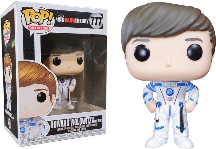 POP! TV : Big Bang Theory - Howard