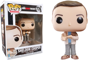 POP! TV : Big Bang Theory - Sheldon - Sheldonet Toy Store