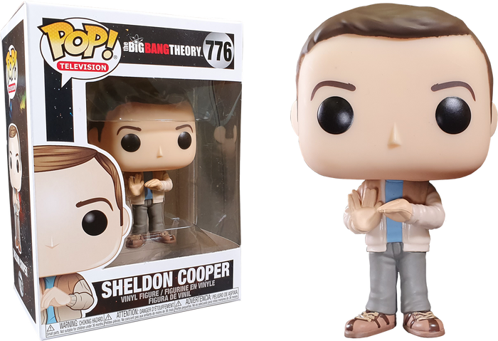 POP! TV : Big Bang Theory - Sheldon