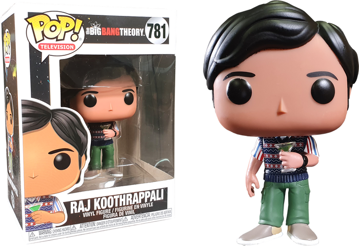 POP! TV : Big Bang Theory - Raj