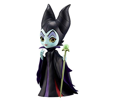 Banpresto: Q Posket -Disney Characters - Maleficent (NormalColor)