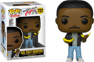 POP! Movies: Beverly Hills Cop - Axel (Mumford) - Sheldonet Toy Store