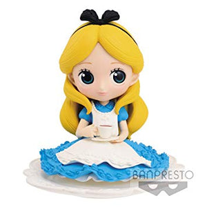 Banpresto: Q Posket Disney Character - Sugirly Alice [Normal Colouring] - Sheldonet Toy Store